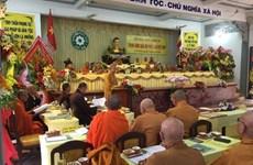 Les fidèles bouddhistes toujours aux côtés des pauvres