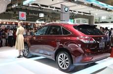 Montée en flèche des importations de véhicules en décembre