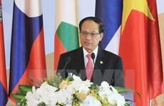 L'ASEAN privilégie l'intensification de l'élaboration du COC