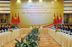 Les relations Vietnam-Chine s'orientent vers un développement sain et durable