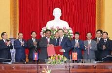 Vietnam-Cambodge: coopération efficace dans la garantie de la sécurité nationale