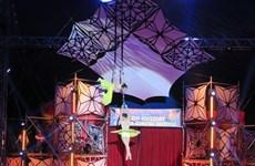 Le Vietnam triomphe au Festival international du cirque à Rome