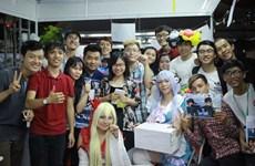 Les cœurs en or des étudiants du groupe 500+ à Cân Tho
