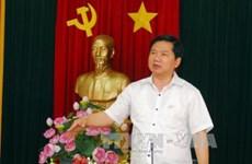 La délégation de HCM-Ville formule ses voeux du Tet à Tây Ninh