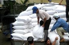 Têt traditionnel : le gouvernement accorde plus de 1.700 tonnes de riz à deux localités