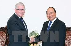 Les ambassadeurs de l'Australie et du Danemark s'engagent à contribuer au développement du Vietnam