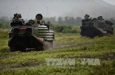 Le président philippin accuse les États-Unis de construire des arsenaux aux Philippines