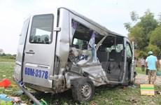 Les accidents de la route tuent 203 personnes en sept jours de vacances du Têt