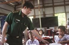 L'instituteur intrépide de l'île de Hon Chuôi