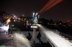 La ligne ferroviaire urbaine Cat Linh-Ha Dong sera mise en service le 1er octobre