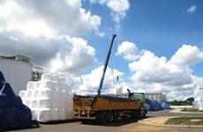 Exportation d'hydroxyde d'aluminium au Japon et en R. de Corée