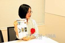 Phan Cao Hà My, prix d'argent au concours international du manga