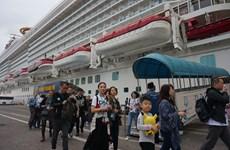 Quelque 4.600 croisiéristes étrangers débarquent au Vietnam en trois jours