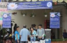 Un restaurant végétarien populaire d'étudiants à Hôi An