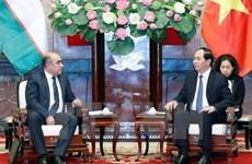 Le Vietnam et l'Ouzbékistan devraient exploiter au mieux leur potentiel de coopération