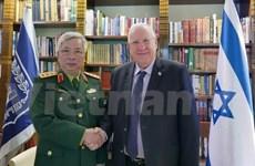 Vietnam - Israël: Dynamiser la coopération dans la défense