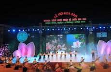 De nombreuses activités attrayantes lors de la fête de la fleur bauhinie de Diên Biên 2017
