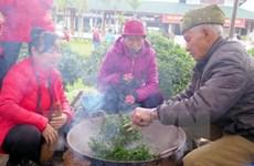 Festival du thé de Thai Nguyen 2017