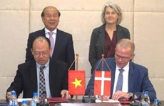 Promouvoir la coopération vietnamo-danoise dans le transport maritime