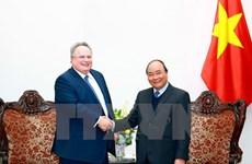 Le Premier ministre Nguyên Xuân Phuc plaide pour la promotion des liens Vietnam-Grèce