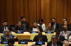Le VN est prêt à coopérer avec la communauté internationale pour protéger l'environnement maritime