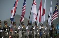 Les manoeuvres Cobra Gold 2017 commencent en Thaïlande