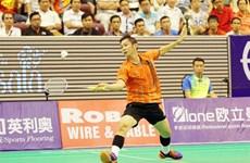 Tournoi de badminton de l'équipe mixte d'Asie : le Vietnam battu par la Thaïlande