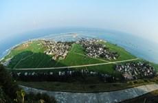 Création de la zone de préservation marine de Ly Son