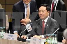 Le Vietnam souligne la coopération mondiale dans la réalisation de l'Agenda 2030