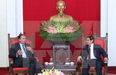Un responsable du Parti veut renforcer les relations avec l'Argentine