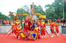 Quang Ninh : bientôt la fête du temple Cua Ong 2017