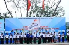 120ème édition du dimanche vert à Ho Chi Minh-Ville