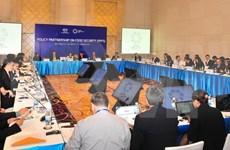 APEC 2017 : poursuite des activités dans le cadre de la SOM 1
