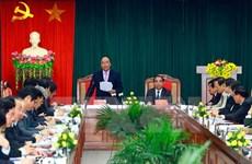 Le PM Nguyên Xuân Phuc exhorte Tuyên Quang à développer la sylviculture