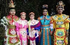 L'amour pour le tuông arrimé par une fameuse famille théâtrale à Dà Nang