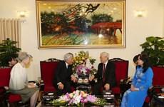 La visite de l'empereur japonais contribue à approfondir les relations Vietnam-Japon
