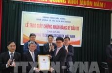Bac Ninh attire un nouveau projet de 100 millions de dollars de R. de Corée