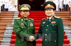 Dynamiser la coopération Vietnam-Myanmar dans la défense