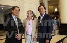 Vietnam et Argentine souhaitent intensifier leur coopération dans le commerce