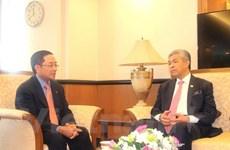 Le vice-PM malaisien souligne le potentiel énorme de la coopération avec le Vietnam