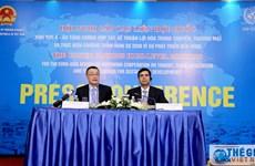 Le Vietnam contribue activement au succès de la conférence des Nations Unies