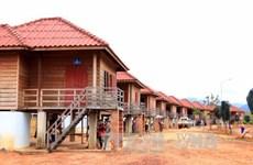 Village d'amitié des jeunes des frontières, symbole de la solidarité Vietnam-Laos
