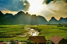 "Quang Binh, le majestueux studio naturel du film américain ""Kong : Skull Island"""