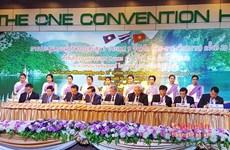 Renforcer les liens entres les localités Vietnam-Laos-Thaïlande