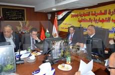 Les entreprises égyptiennes sondent les opportunités de coopération au Vietnam