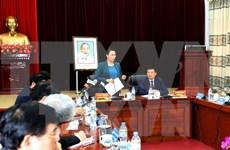 La présidente de l'AN en tournée dans la province de Lai Chau