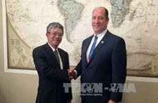 Le Vietnam continue de privilégier le développement des liens avec les États-Unis