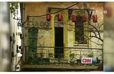 De belles images sur Hanoi présentes sur la chaîne CNN