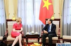 Le Vietnam souhaite promouvoir les relations ASEAN-Nouvelle-Zélande