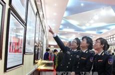 Exposition sur Hoàng Sa et Truong Sa à Kon Tum